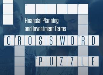 Financial Talk – Crossword Puzzle